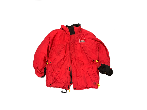 Red Marlboro Jacket