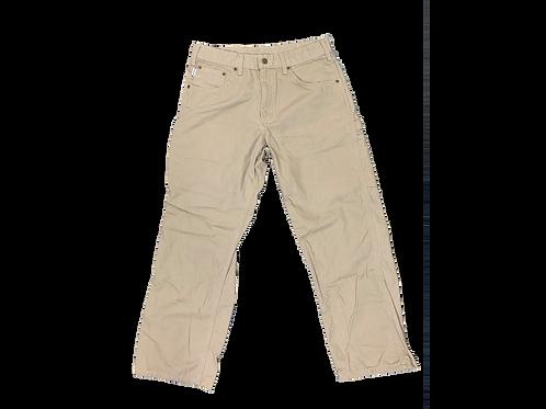 Carhartt Beige Khaki Pants