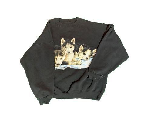 Vintage Wolf Cub Sweatshirt