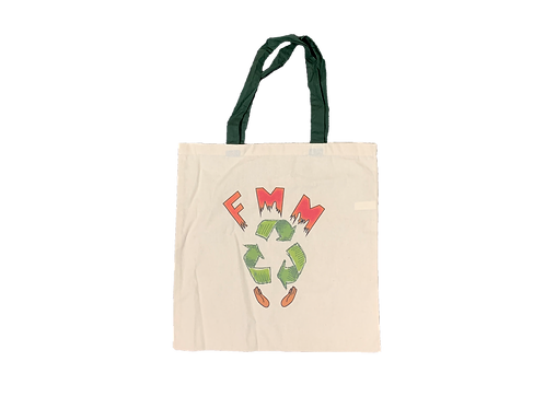 FMM Recycled Tote Bag