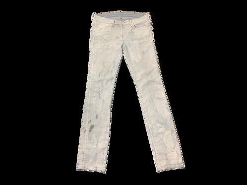 Marc Jacobs Sample Painted Denim