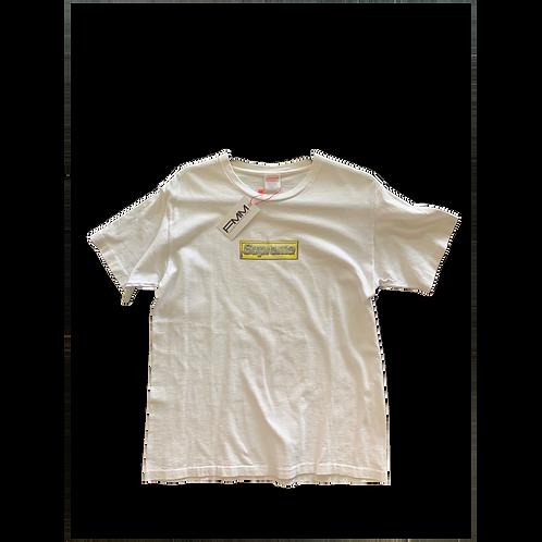 Supreme White Bling T-Shirt