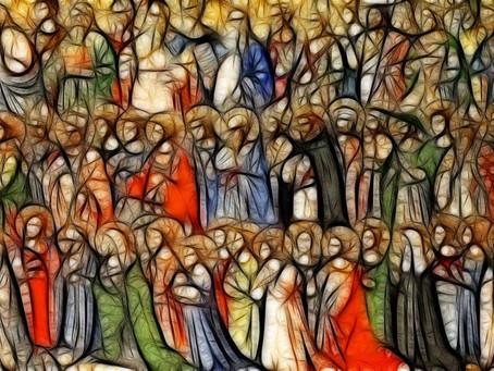Dlaczego prosimy świętych o wstawiennictwo?