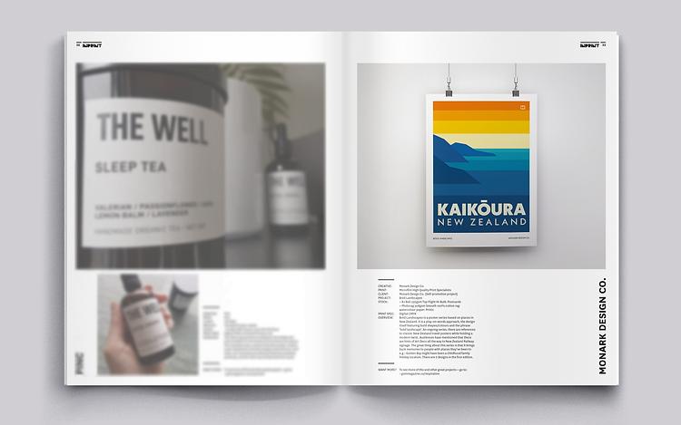 GSM Magazine Inspiration Bold Landscapes Monark Design Co