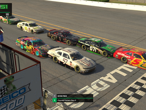 Kevin Freis Captures Round One of the SuperSpeedway Series