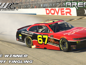 Larry Yingling Goes 2 of 2 at Dover