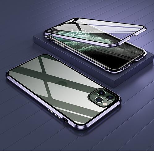 Purple 360 Glass Cover