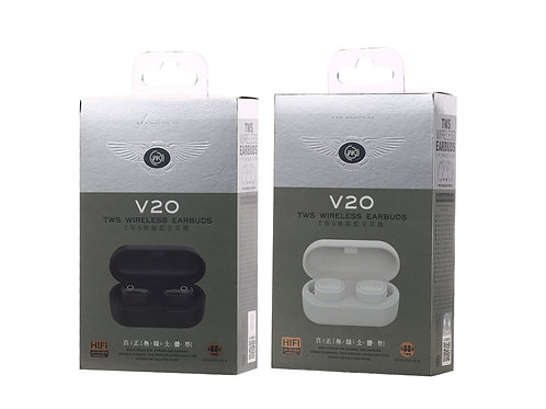 V20 Wireless Earbuds