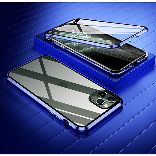 Blue 360 Glass Cover