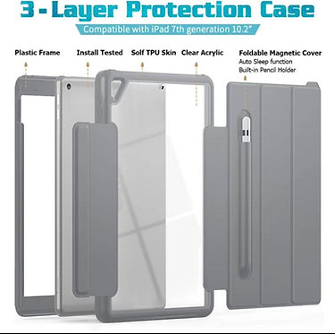 Full Body Protection Tablet Case