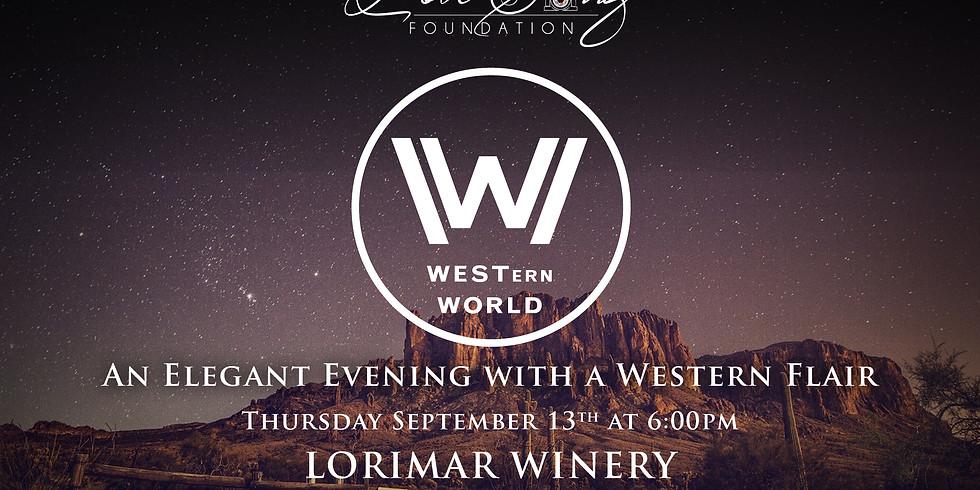 WESTern WORLD - AN ELEGANT EVENING WITH A WESTERN FLAIR