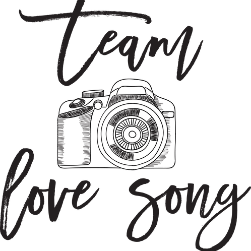 TEAM LOVE SONG SPONSOR