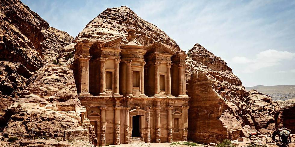 Israel extención Jordania