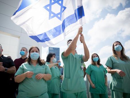 Israel pierde el control ante la segunda ola de COVID-19