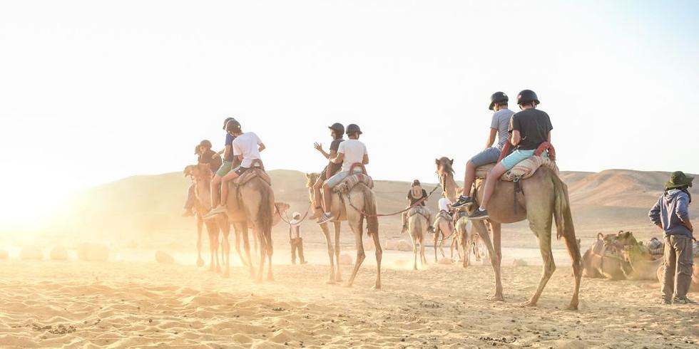 Israel Adora Tour + Encuentro
