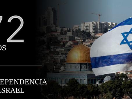 ¿Por qué se celebra hoy 28 de Abril el Día de la Independencia de Israel y no el 14 de Mayo?