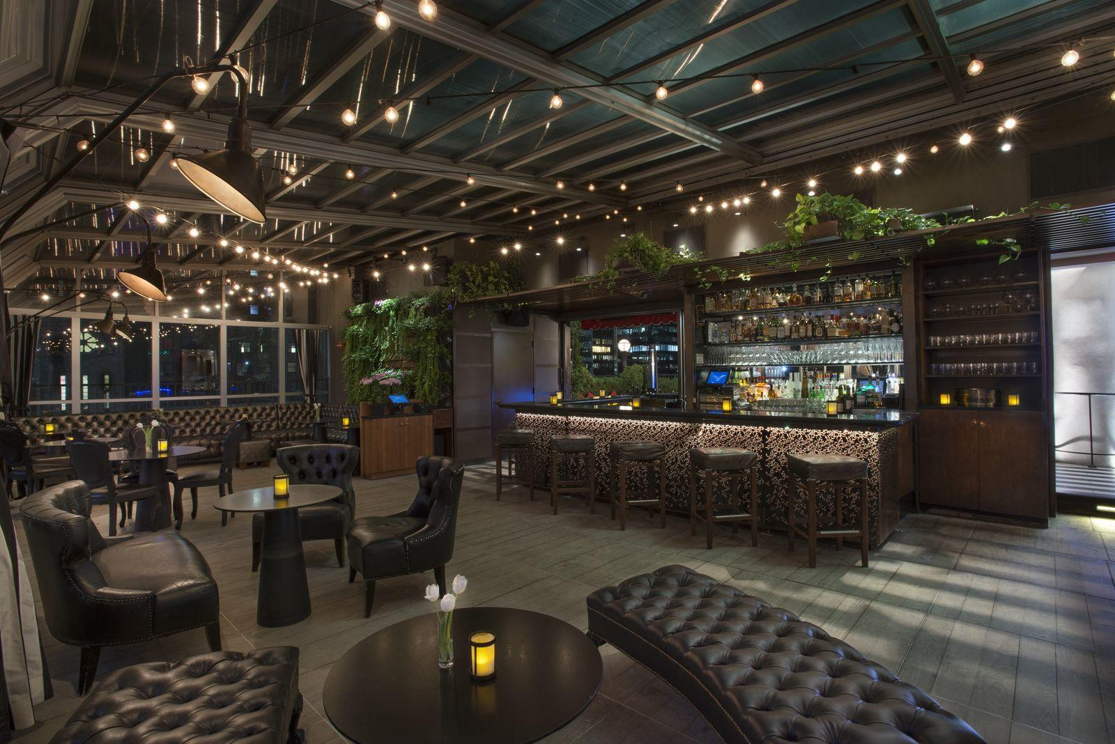 """Our clients receive exclusive VIP benefits at The Kimberly Hotel in Midtown New York City.  These benefits include full American breakfast on the rooftop lounge """"Upstairs"""" and upgrades to one bedroom suites (upon availability)."""