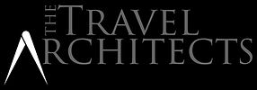 The Travel Architects logo - black - new