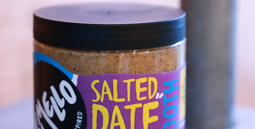 YUMELO  SALTED DATE ALMOND BUTTER