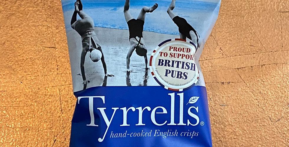 TYRRELLS LIGHTLY SALTED