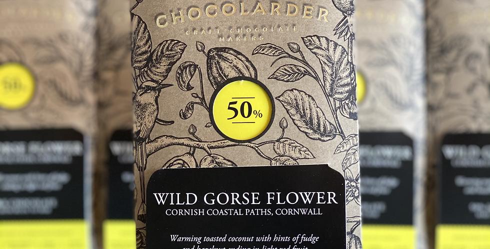 CHOCOLARDER WILD GORSE FLOWER 50% MILK