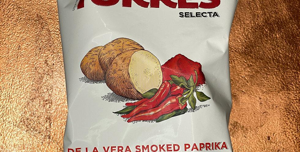 TORRES SMOKED PAPRIKA CRISPS