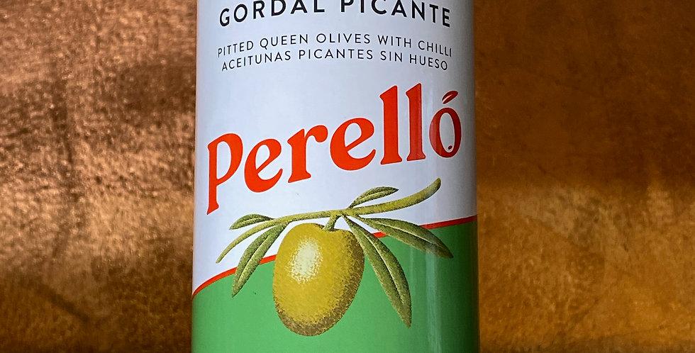 PERELLO GORDAL SPICY OLIVES
