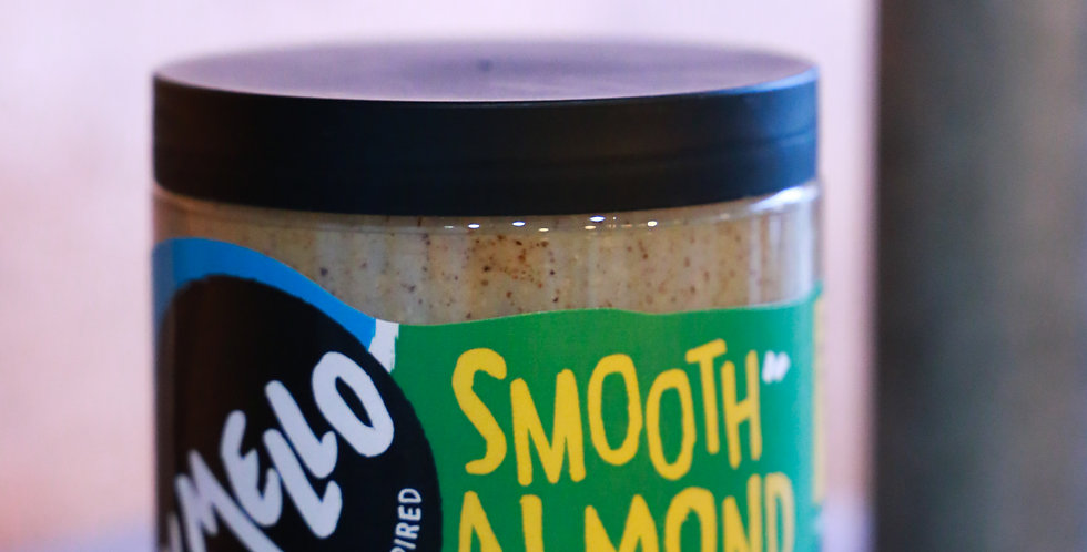 YUMELO SMOOTH ALMOND BUTTER