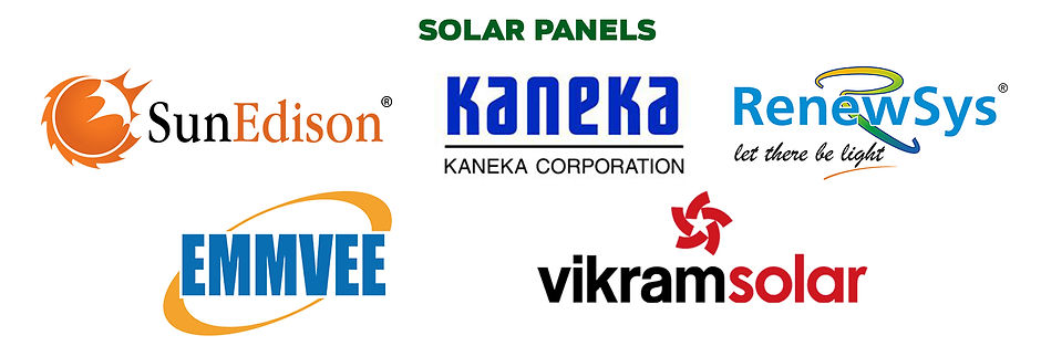 Solar Panels Brands