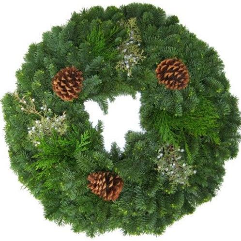 GAA - Traditional Wreath (Select Size)