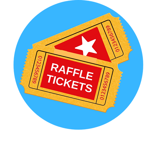YAA RAFFLE TICKETS - GREAT WOLF LODGE (Tickets = 1 for $2, 3 for $5)