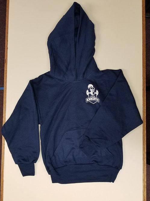 YAA Hoodie - Navy Blue