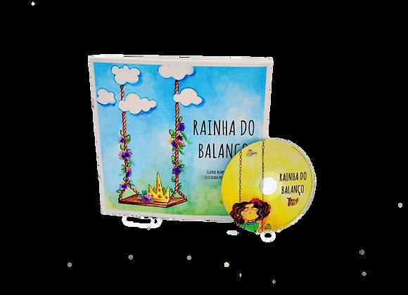 """Livro """"Rainha do Balanço"""""""