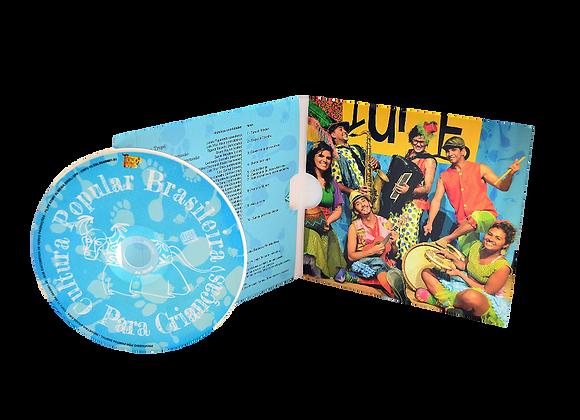 """CD """"Olha só quem vem chegando!"""""""