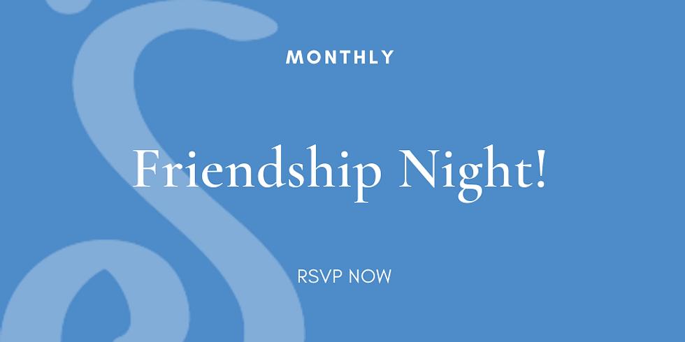 Friendship Night!