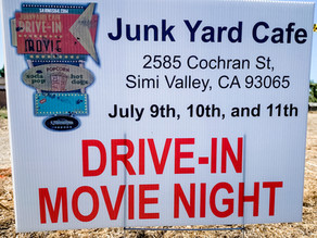 Drive-In Movie Fundraiser a Success!