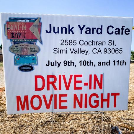Drive-In Movie Fundraiser a Success!