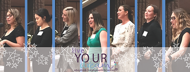 2020 Live Your Dream Award Winners