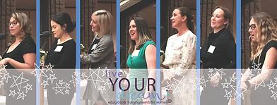 2020 Live Your Dream Award Winners
