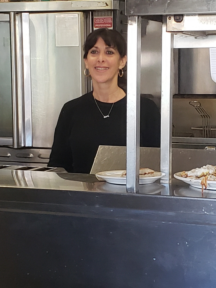 Geri Wetanson, Owner of Old Susana Cafe