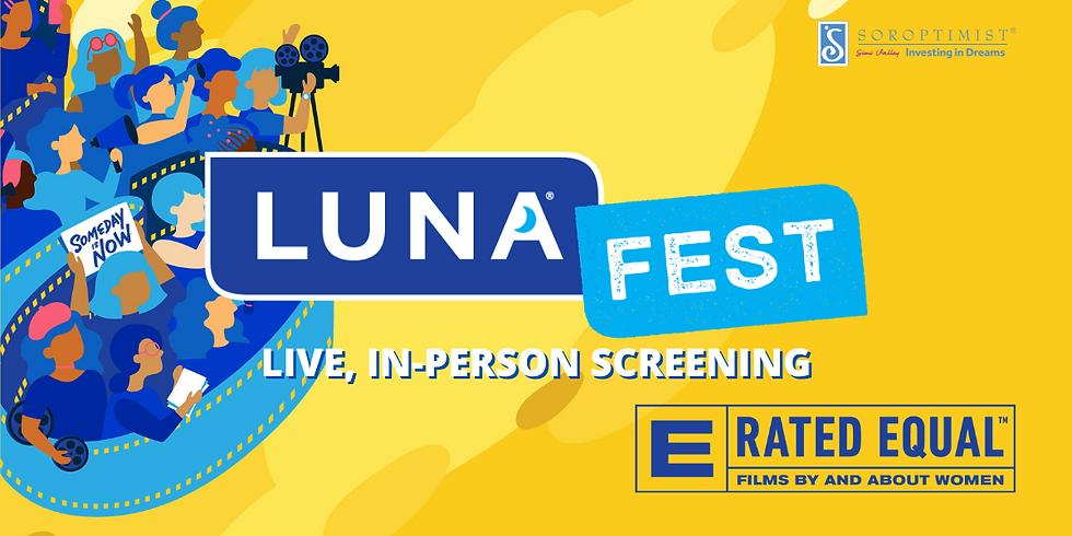IN-PERSON LUNAFEST Simi Valley 2021 Film Festival