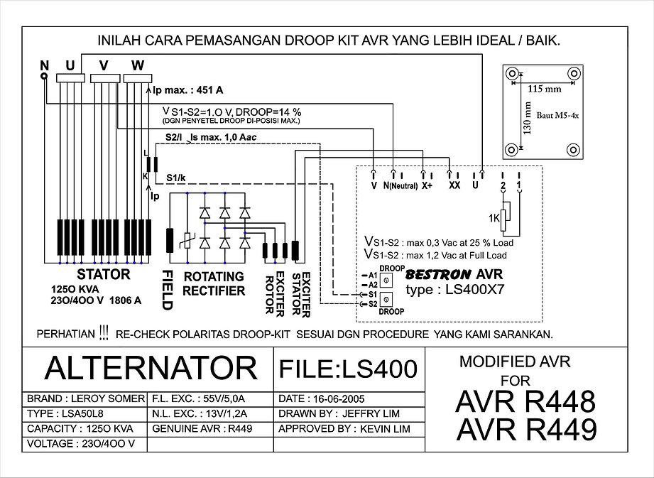 Excellent Avr Generator Pedoman Pasang Avr Wiring Diagram Wiring 101 Ziduromitwellnesstrialsorg