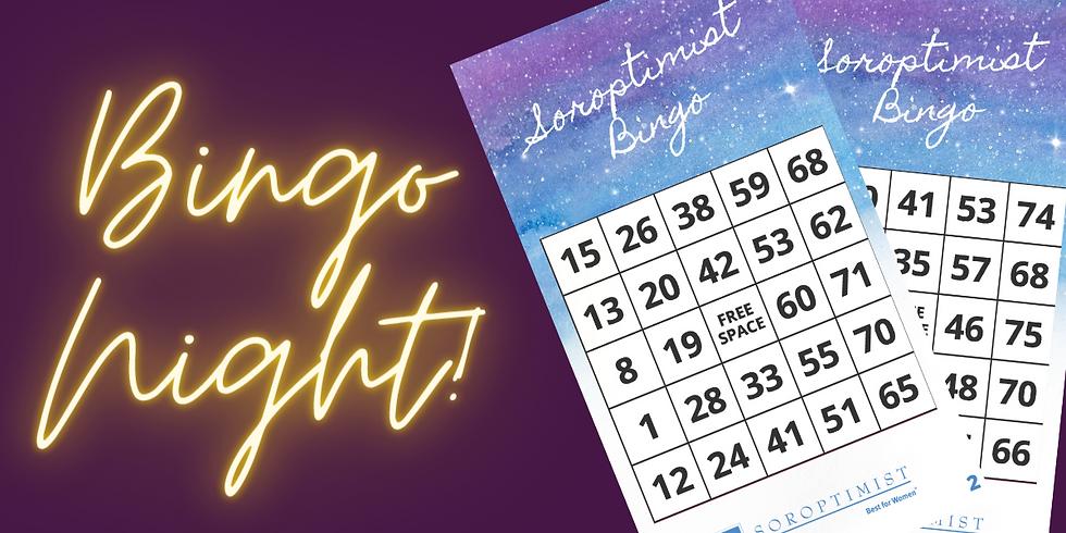 BINGO NIGHT Friendship Night!