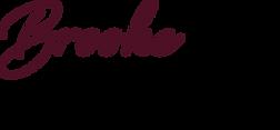 Brooke Grayson Realtor Logo Horiz No Tre