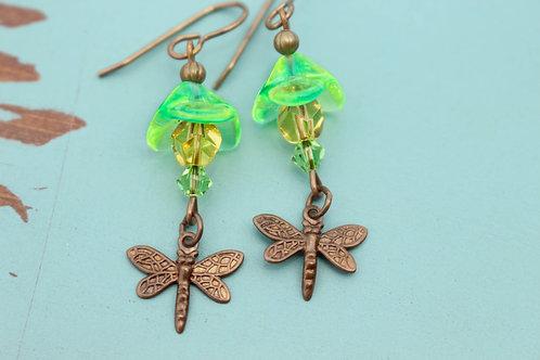 Teensy Dragonfly