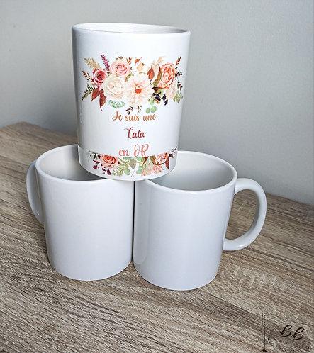 Mug floral