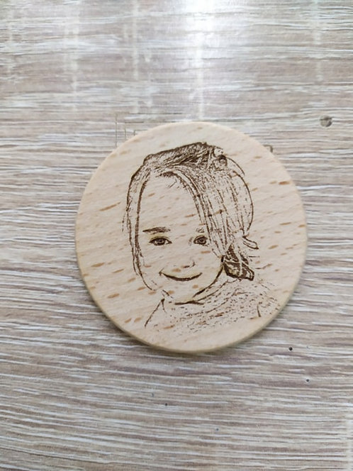 Magnets portrait
