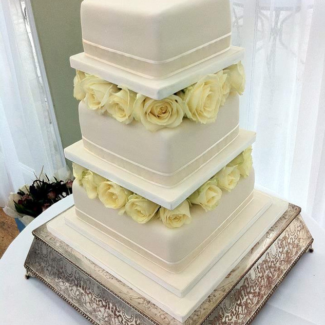 Square 3 tiered wedding cake.jpg