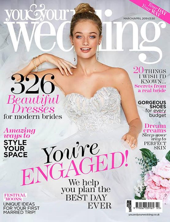 You & Your Wedding March/April 2019