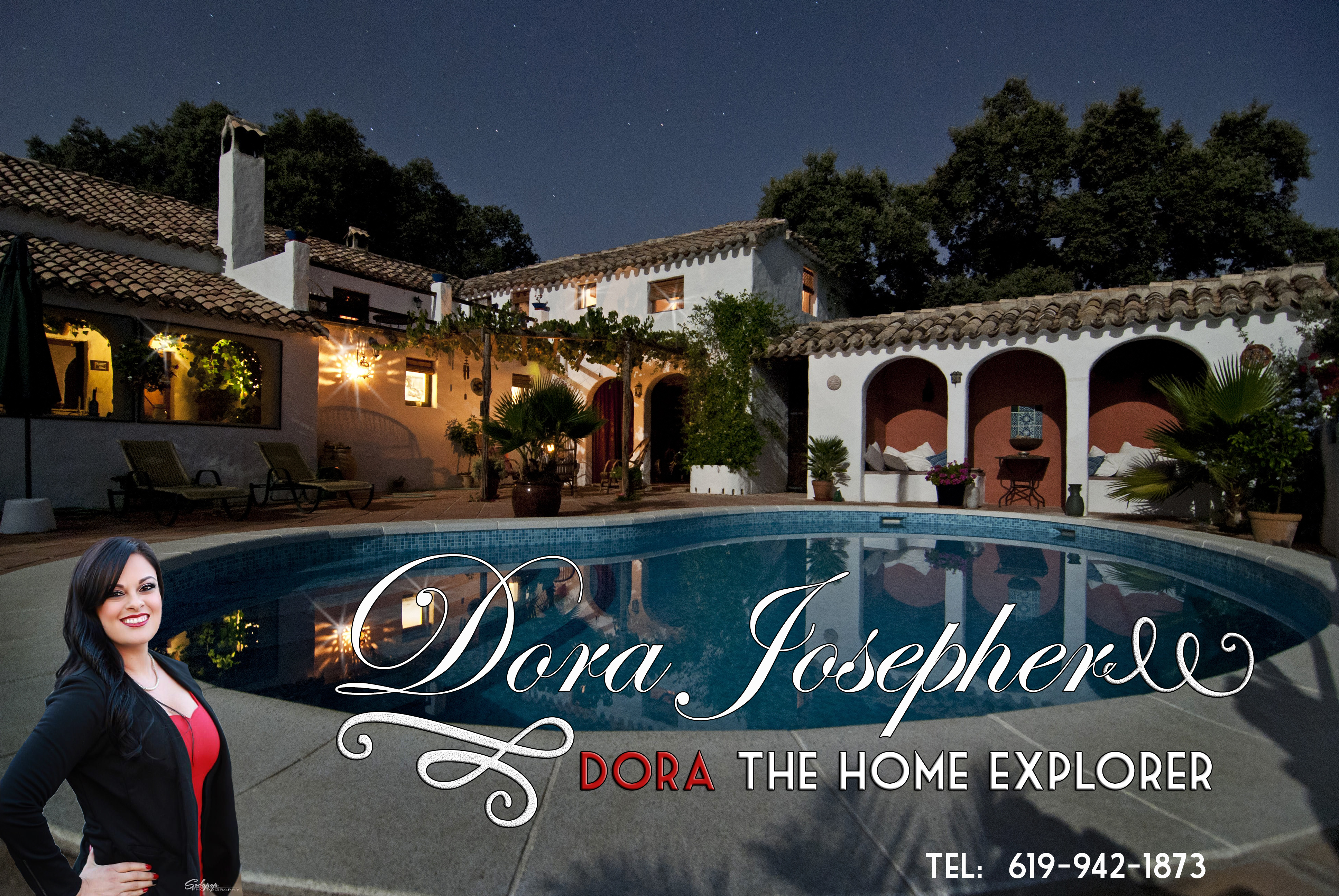 Dora Realtor Banner Design